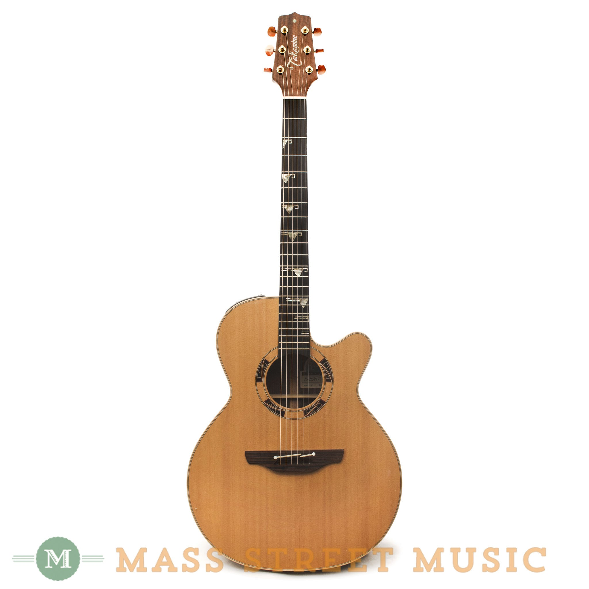 takamine acoustic guitars 1994 santa fe psf 48c mass street music store. Black Bedroom Furniture Sets. Home Design Ideas