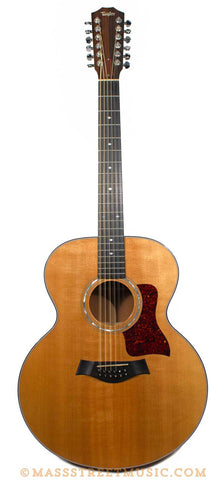 Taylor 555 12-String acoustic guitar - Front