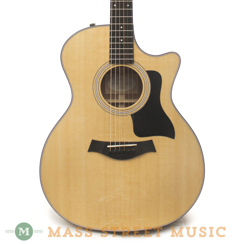 Taylor 314ce Acoustic Guitar - front close