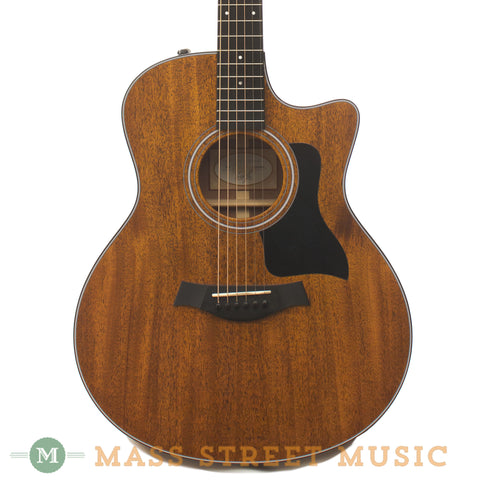Taylor 326ce ES2 Acoustic Guitar - front close