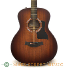 Taylor 326e Baritone Acoustic Guitar - front close
