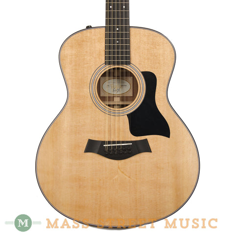 Taylor 356e 12-String Acoustic Guitar - front close