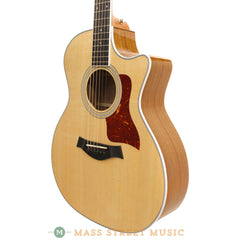 Taylor 414ce Acoustic Guitar - angle