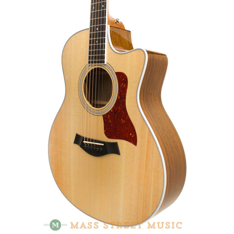 Taylor 416ce Acoustic Guitar - angle