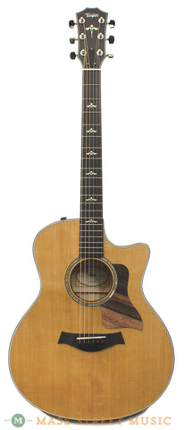 Taylor 616ce First Edition Acoustic Guitar - front