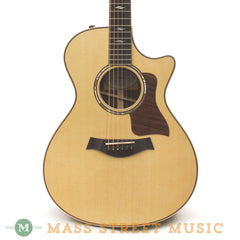 Taylor 812ce Brazilian 2015 Acoustic Guitar - front close