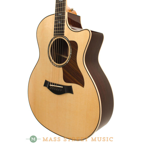 Taylor 814ce Acoustic Guitar - angle