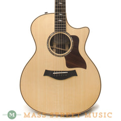 Taylor 814ce Brazilian Acoustic Guitar - front close