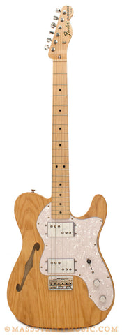 Fender Classic Series '72 Thinline Telecaster - front