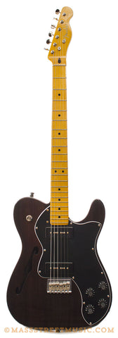 Fender Modern Player Thinline Telecaster - front