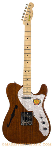 Squier Classic Vibe Tele Thinline Electric Guitar - front