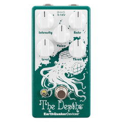 EarthQuaker Devices - The Depths Optical Vibe Machine V2 - Front
