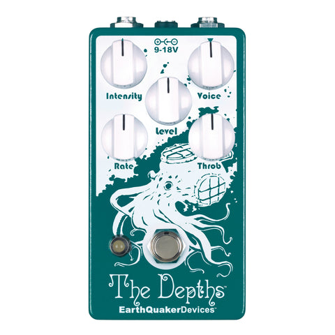 EarthQuaker Devices - The Depths Optical Vibe Machine
