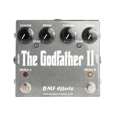 BMF Effects - The Godfather II Dual Overdrive