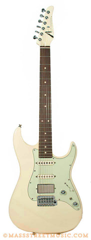Tom Anderson Short Classic Oly White - front