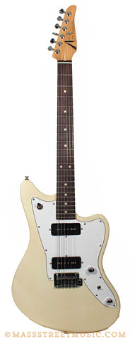 Tom Anderson Short Raven Oly white - front