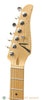 Tom Anderson Classic S Shorty Electric Guitar - tuners