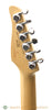Tom Anderson Classic S Shorty Electric Guitar - headstock