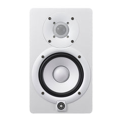Yamaha - HS5 Powered Studio Monitor - White