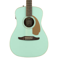 Fender Acoustic Guitars - Malibu Player - Aqua Splash