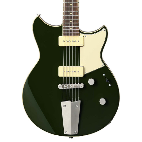Yamaha Electric Guitars - Revstar RS502T Bowden Green