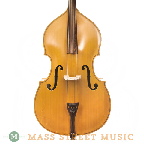 Kay 3/4 Upright Bass 1954 - front close