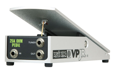 Ernie Ball Volume Pedal JR, Active - input view