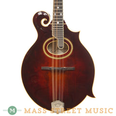 Weber Mandolins - 2010 Vintage F Mandolin Oval Hole Used - Front Close