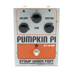 Stomp Under Foot - Vintage Pumpkin Pi