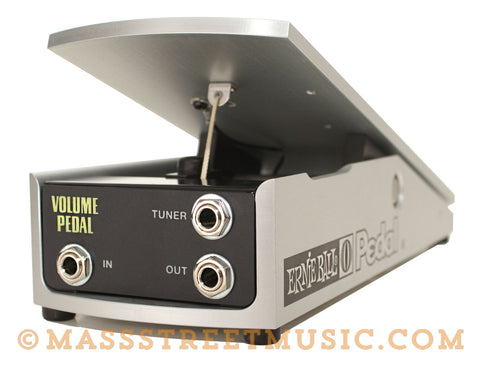 Ernie Ball Volume Pedal - front