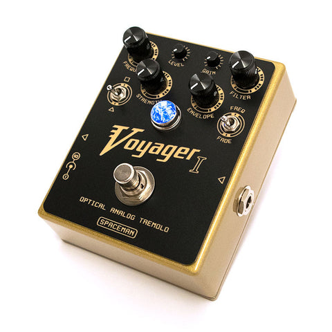Spaceman Effects - Voyager Optical Analog Tremolo