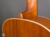 Waterloo by Collings - WL-14 X Truss Rod - All Mahogany - Heel