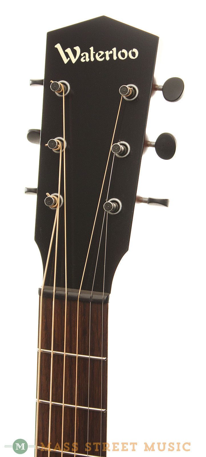 Waterloo By Collings Wl 14 L Acoustic Guitar With