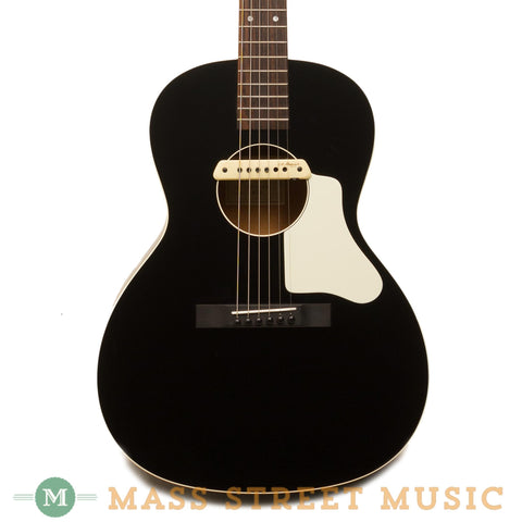 Waterloo by Collings - 2016 WL-14 X TR - Black Used - Front Close