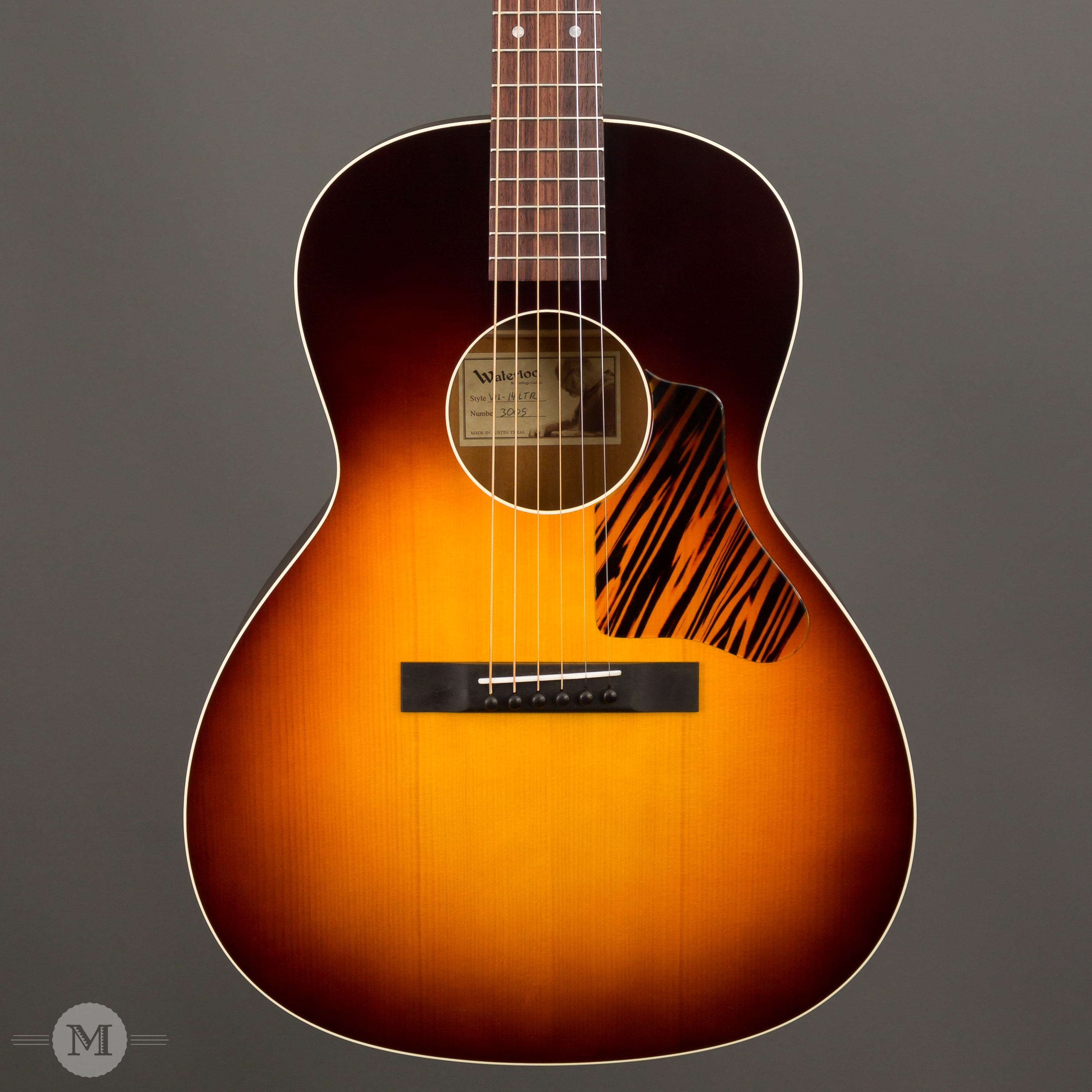 Waterloo by Collings - WL-14 LTR Sunburst Small Neck