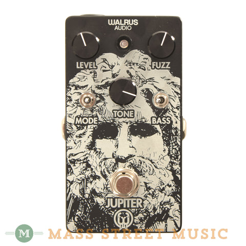 Walrus Audio Jupiter Fuzz Pedal Used - front