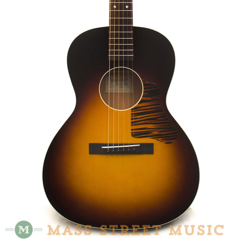 Waterloo WL-14 X T-Bar Acoustic Guitar - front close