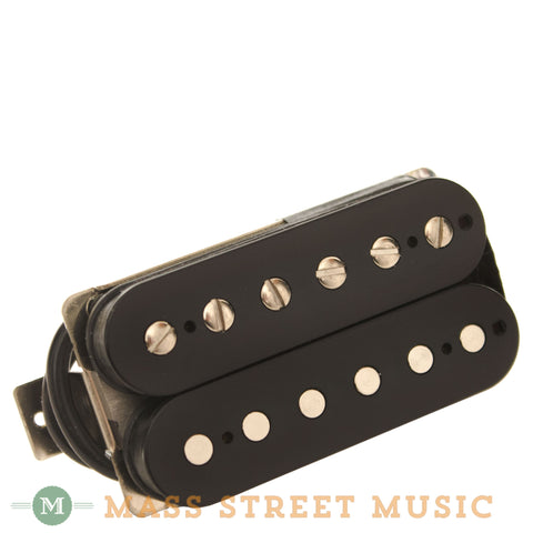Wolfetone Marshallhead Bridge Humbucker with Black Cover - front