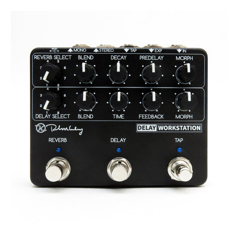 Keeley Effect Pedals - Delay Workstation