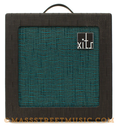 XITS X10 with Scumback Speaker Combo Amp - front