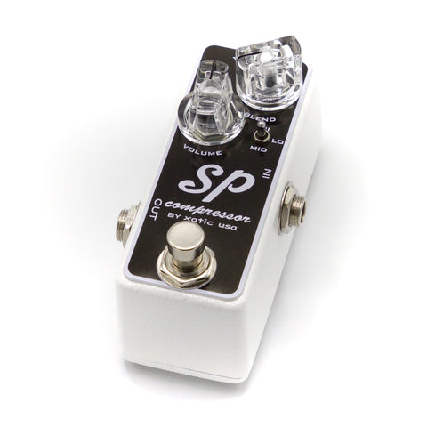 Xotic Effect Pedals - SP Compressor
