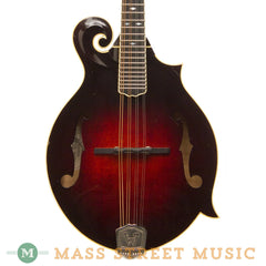 Weber Mandolins - 2006 Yellowstone F Style Mandolin - Front Close
