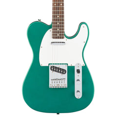 Squier - Affinity Tele Laurel Fingerboard - Race Green - Front Close