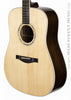 Eastman AC420 acoustic dread guitar - front angle view