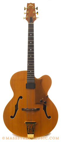Heritage Custom Eagle Archtop - front