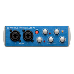 PreSonus Audio Interfaces - Audiobox USB 96