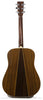 1975 Martin D-35 acoustic guitar back