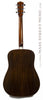 Eastman AC420 acoustic dread guitar - back view