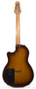 Tom Anderson Crowdster Plus, Tobacco Burst - back