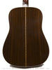 Martin D-28 Custom - Adirondack top - back close up